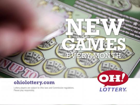 Ohio Lottery Film Ad -  Mosquitos
