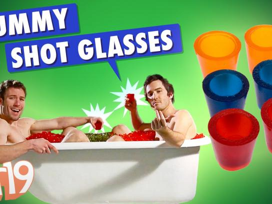 Vat19 Film Ad -  Gummy Shot Glasses