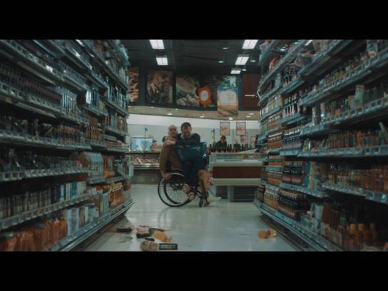 Pro Infirmis Film Ad - Fear paralyses