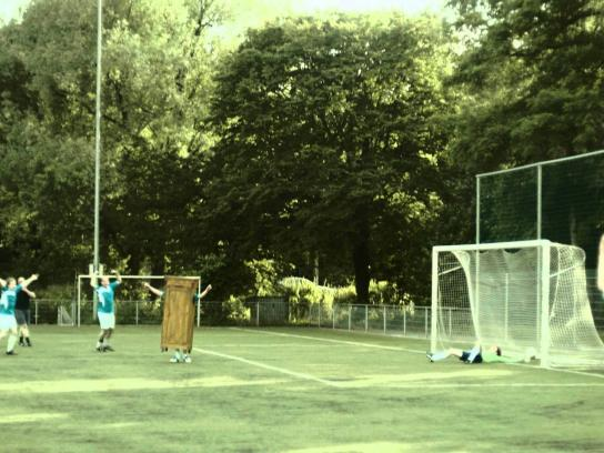 KNVB Film Ad -  Gay? There's nothing queer about it.