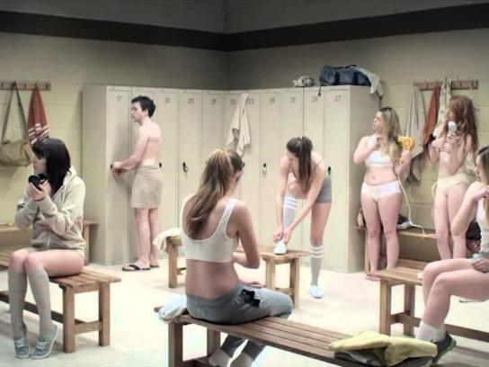 Deep RiverRock Film Ad -  Locker Room