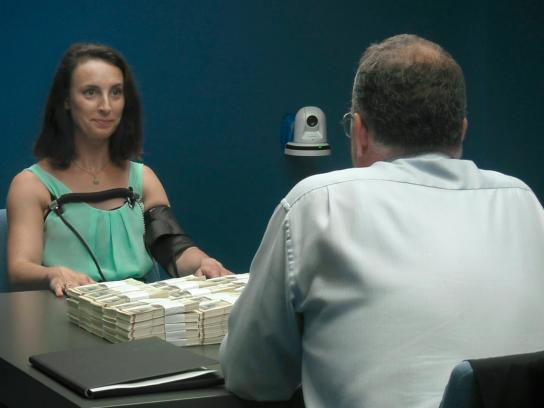 Keno Film Ad - The million interrogation