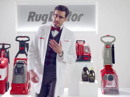 Rug Doctor Film Ad - Meet the Institute