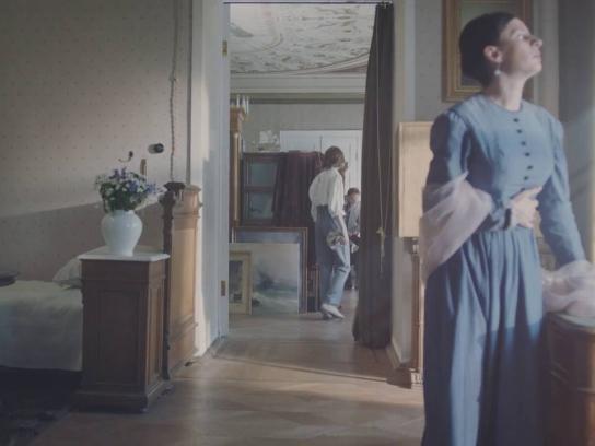 Tretyakov Gallery Film Ad - Ivan Aivazovsky