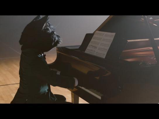 Yamato Transport Film Ad - Black Cat Ballad