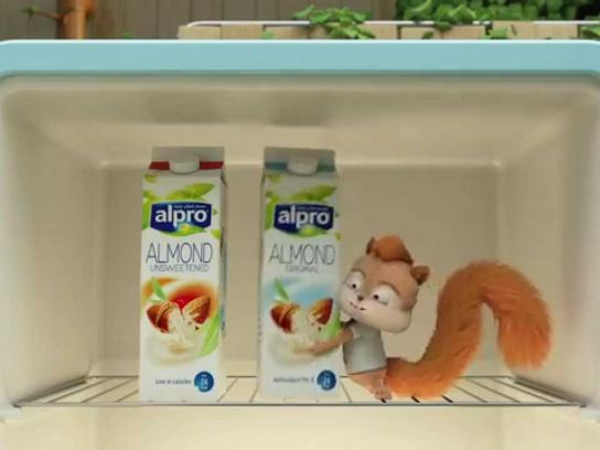 Alpro Film Ad -  A tale of dedication