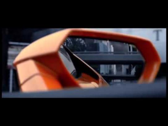 Lamborghini Digital Ad -  Hexagon Huracan