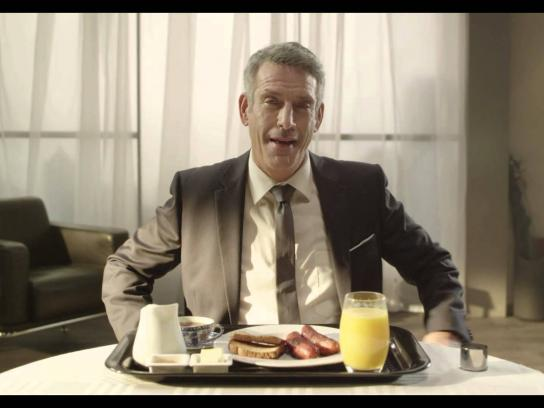 Air France Digital Ad -  Mr Miles