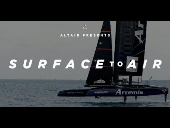 Altair Content Ad - Surface to Air