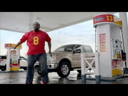 Shell Film Ad -  Victory Lap