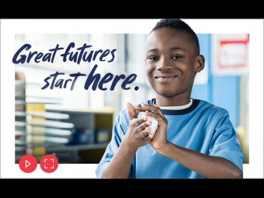 Boys and Girls Clubs of Canada Film Ad -  Great futures start here - Anthony Bennett