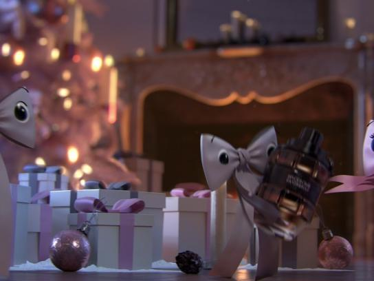 Viktor & Rolf Film Ad - Enchanted Holidays