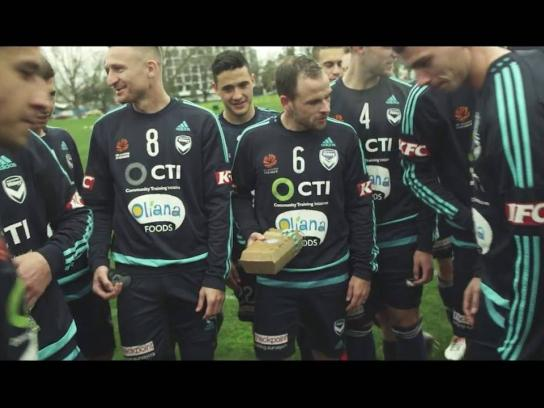 Football Federation Australia Film Ad - Brisbane Roar