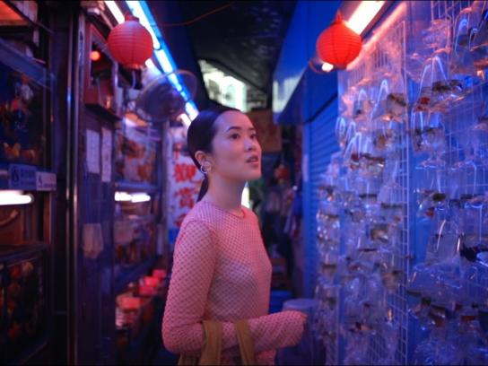 Hong Kong Tourism Board Film Ad - Trendy fashion and entertainment