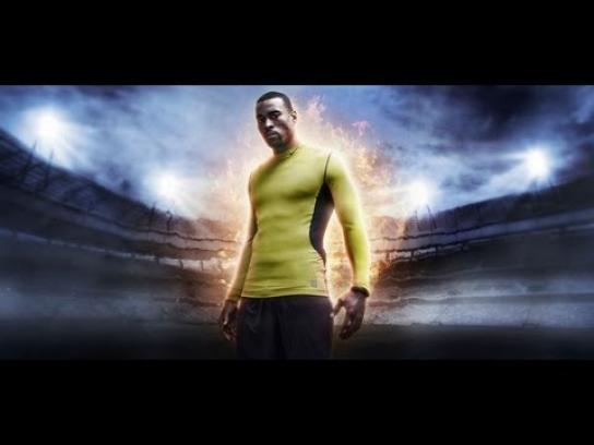 Nike Film Ad -  Hyperwarm with Calvin Johnson