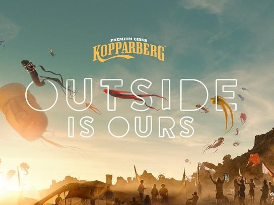Kopparberg Film Ad - Outside Is Ours