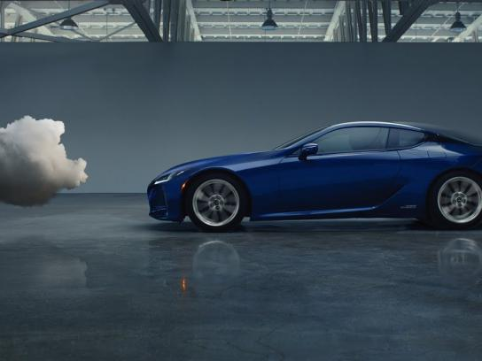 Lexus Film Ad - Cloudy with a Chance of Truth