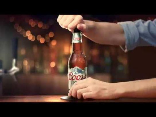 Coors Light Film Ad - One​ ​Cap​ ​One​ ​Pixel