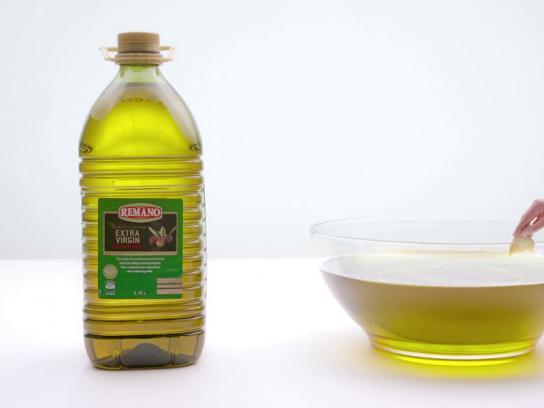 ALDI Film Ad - Olive Oil