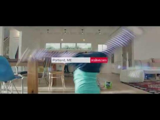 Realtor.com Film Ad - You Want Floorspace