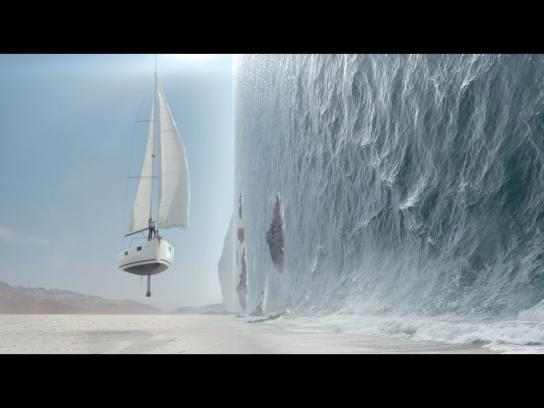 California Lottery Film Ad - Dreams Start in the Black