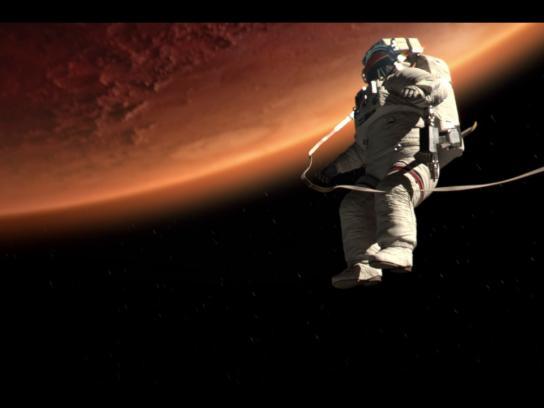 84 Lumber Film Ad - Mars