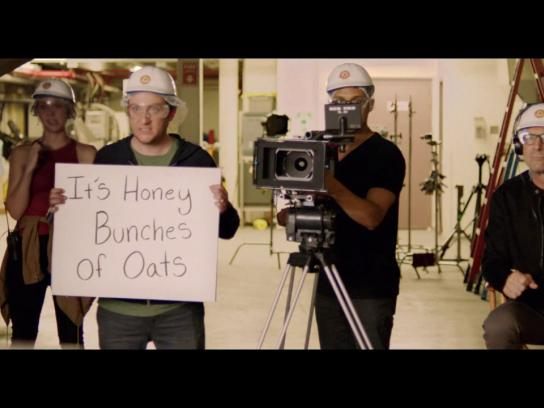 Honey Bunches of Oats Film Ad - Outtakes