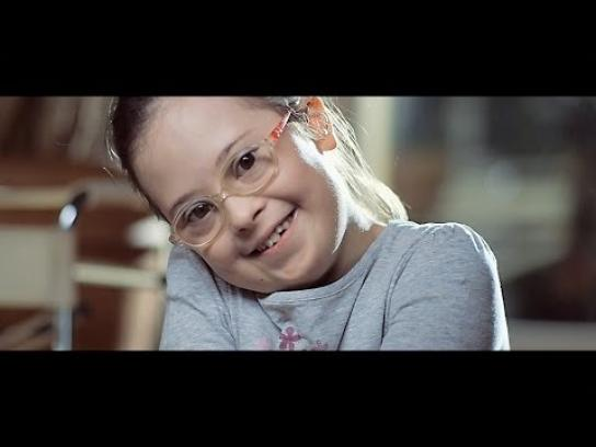 World Down Syndrome Day Digital Ad -  Dear Future Mom