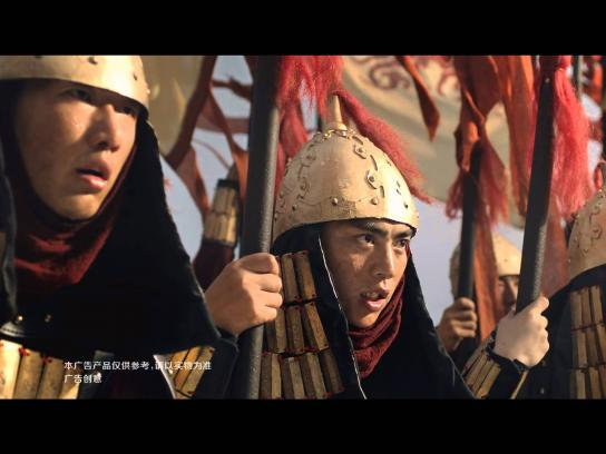 Coca-Cola Film Ad -  Battlefield