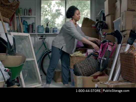 Public Storage Film Ad - Space exploration