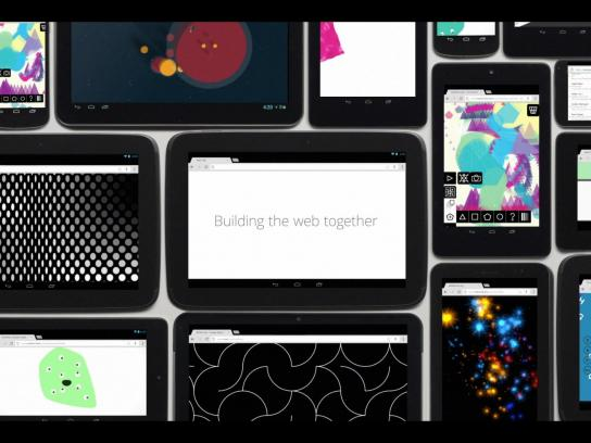 Google Film Ad -  Building the Web Together