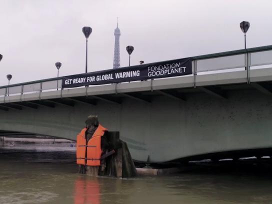 Goodplanet Foundation Film Ad - Get Ready for Global Warming