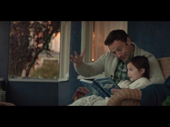 Barnes & Noble Film Ad - Anthem