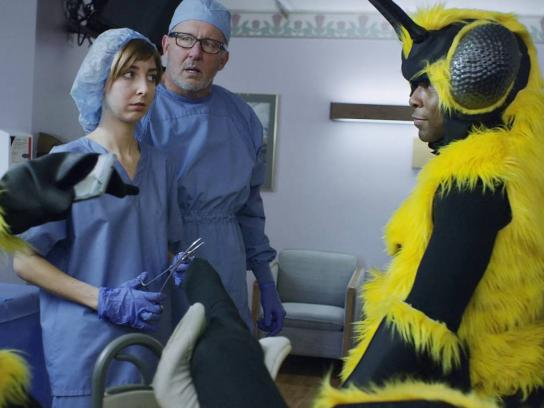 Snapple Film Ad - Bees