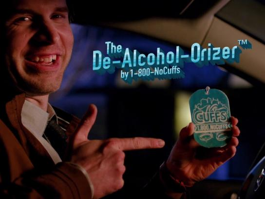 The Kavinoky Law Firm Film Ad - De-Alcohol-Orizer