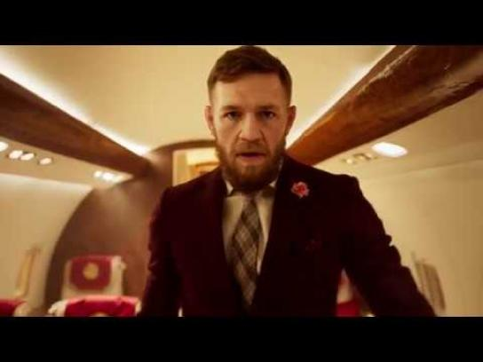Burger King Film Ad - Conor McGregor presents The Spicy Crispy Chicken Sandwich
