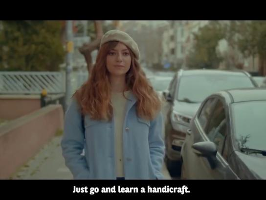 Türk Ekonomi Bankası Film Ad - International Women's Day