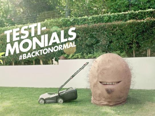Cancer Association of South Africa Film Ad - Back to Normal after Testicular Cancer