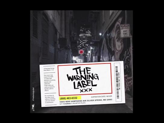 The Warning Label