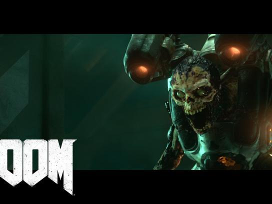 Doom Film Ad -  Fight like hell