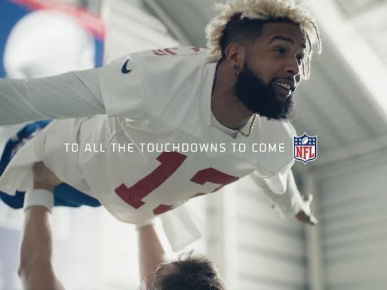 NFL Film Ad - Celebrations to Come