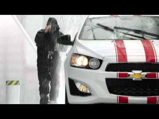 Chevrolet Film Ad -  Rain