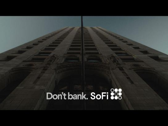 SoFi Film Ad -  This is the beginning of a bankless world