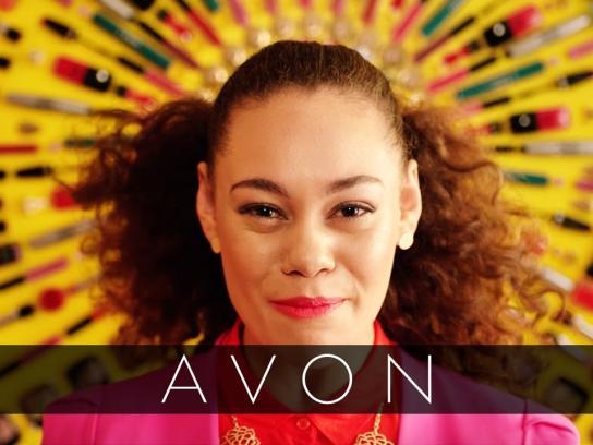 Avon Film Ad - This is boss life