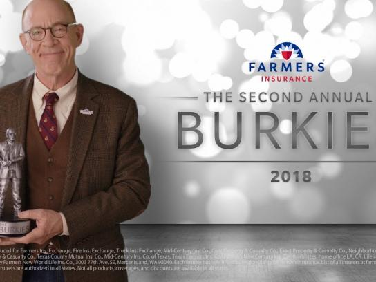 Farmers Insurance Content Ad - The Burkies