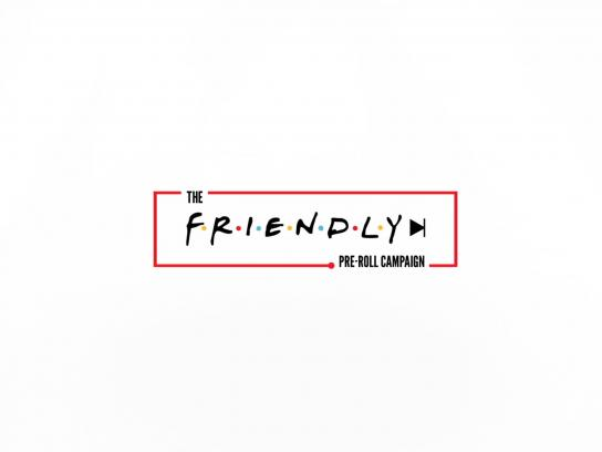 Netflix Digital Ad -  The Friendly Preroll