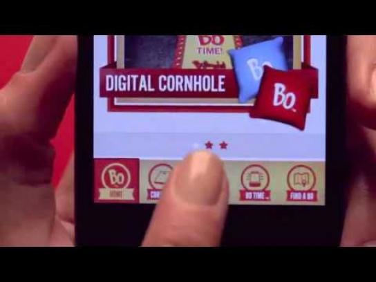 Bojangles' Digital Ad -  BoTime! App