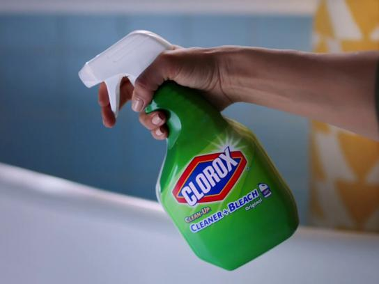 Clorox Film Ad - Bathroom