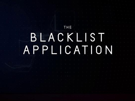 The Blacklist Application