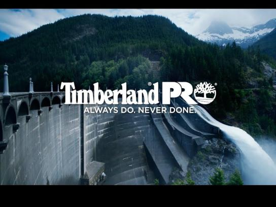 Timberland Film Ad - Dam Studwall
